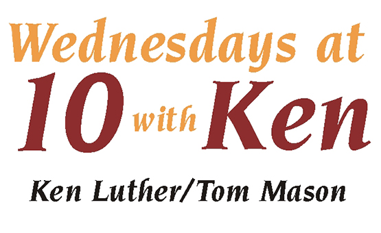Wednesdays At 10 With Ken